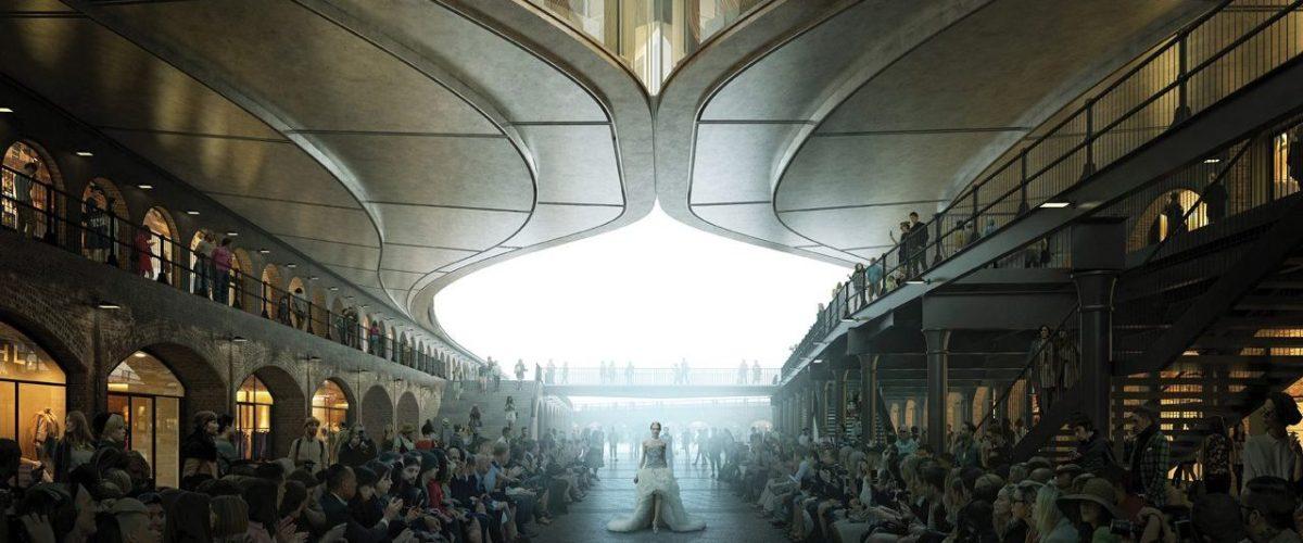 橫跨半世紀的更新,英國門戶「倫敦國王十字區(King's Cross)」的魔幻變身