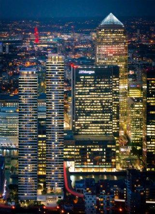 Wardian-Towers-Night-Rendering
